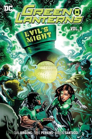 Green Lanterns (2016-) Vol.09: Evil's Might