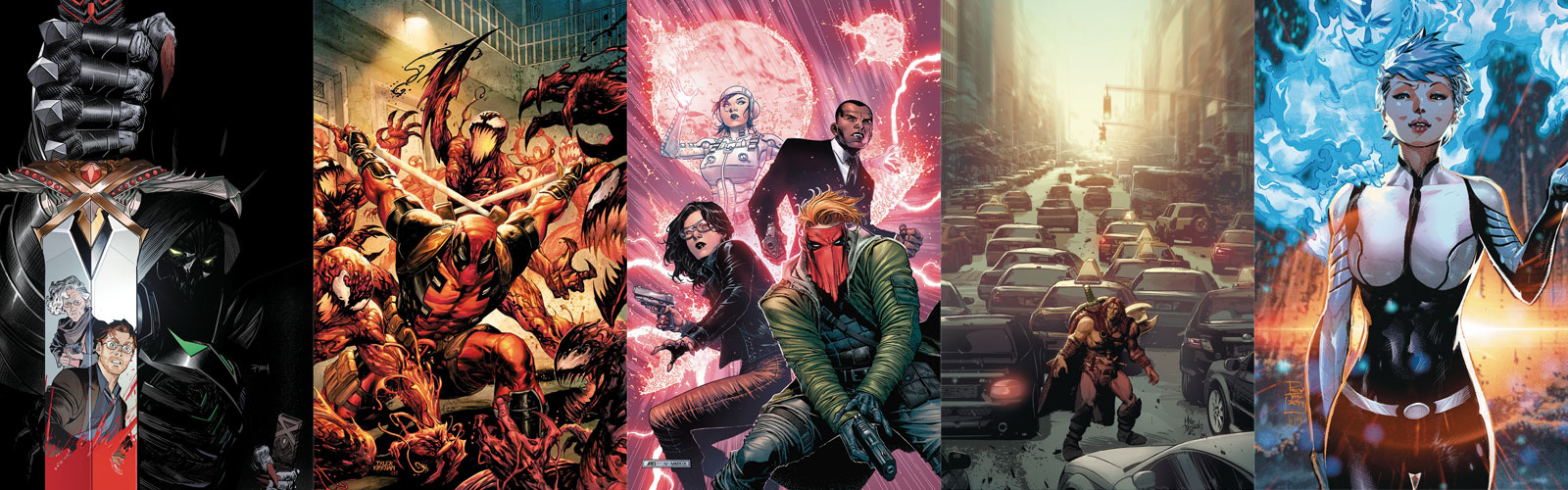 New Short-Term Comic Subscriptions for August 2019