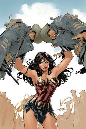 Wonder Woman Vol.01: The Just War