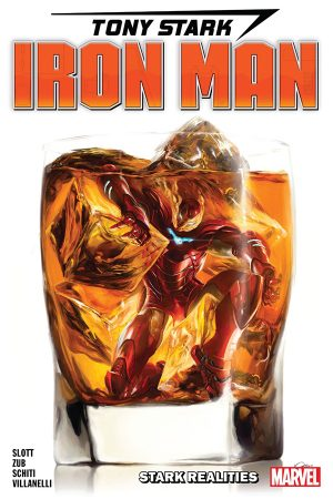 Tony Stark - Iron Man Vol.02: Stark Realities