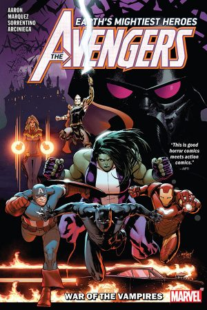 Avengers by Jason Aaron Vol.03: War of the Vampires