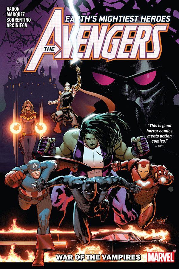 Avengers by Jason Aaron Vol.03: War of the Vampires