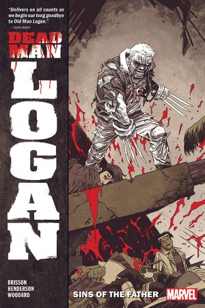 Dead Man Logan Vol.01: Sins of the Father