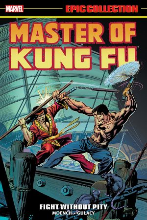 Master of Kung Fu: Fight Without Pity