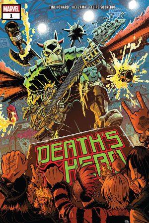 Death's Head (2019) #1