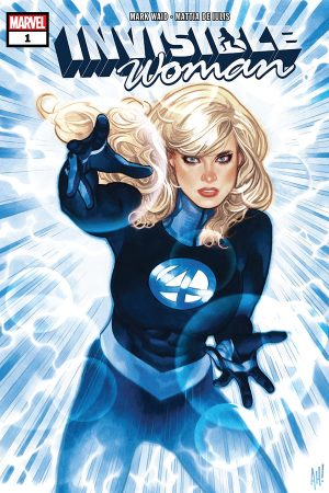 Invisible Woman (2019-) #1