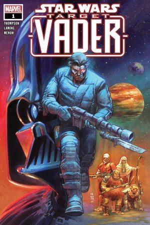Star Wars: Target Vader (2019-) #1