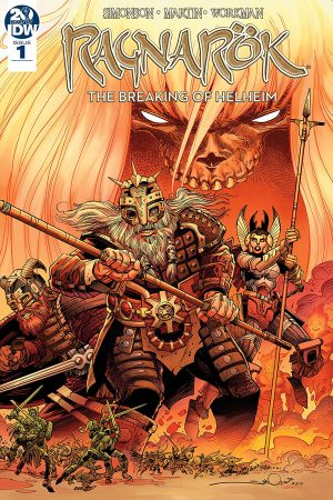 Ragnarok: The Breaking of Helheim #1