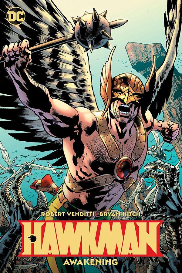 Hawkman Vol.01: Awakening