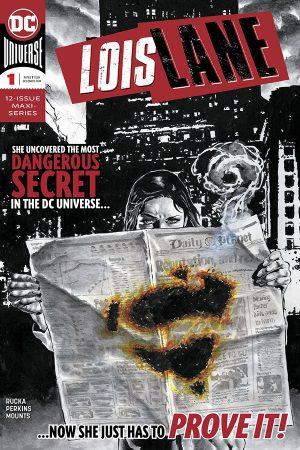Lois Lane (2019-) #1