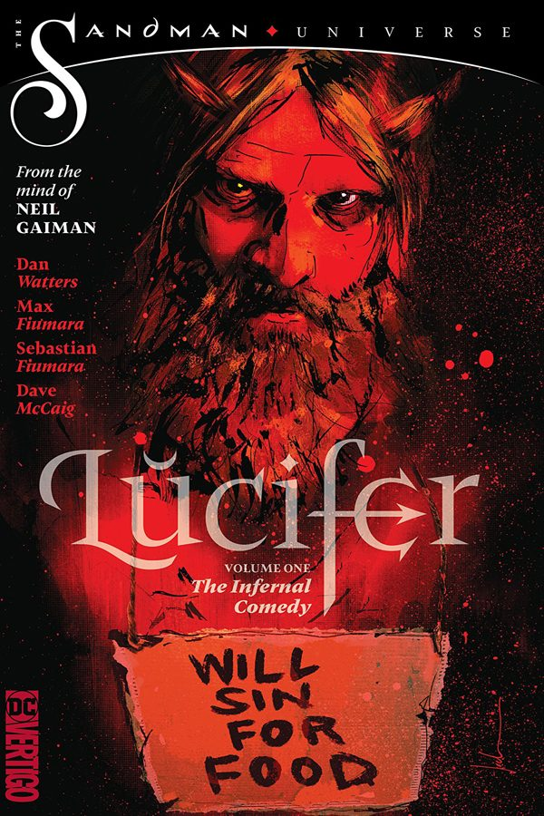 Lucifer Vol.01: The Infernal Comedy