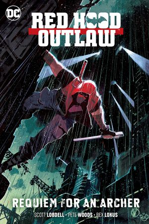 Red Hood - Outlaw Vol.01: Requiem for an Archer