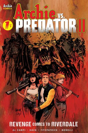 Archie vs Predator Vol.2 #1