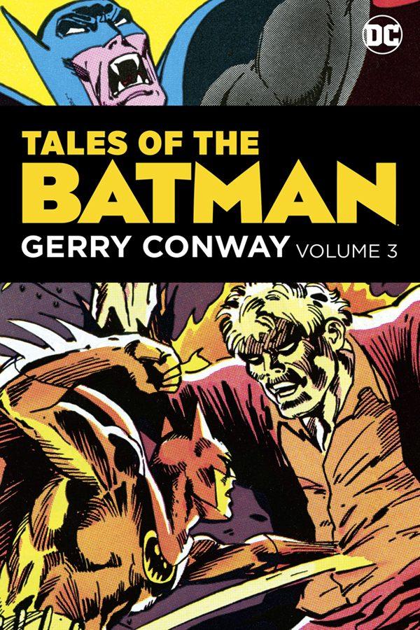 Tales of the Batman: Gerry Conway Vol.03