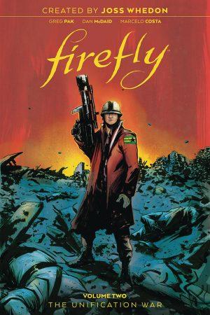 Firefly Vol.2: Unification War