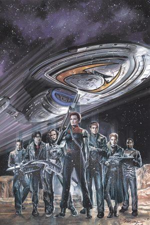 Star Trek - Voyager: Mirrors and Smoke