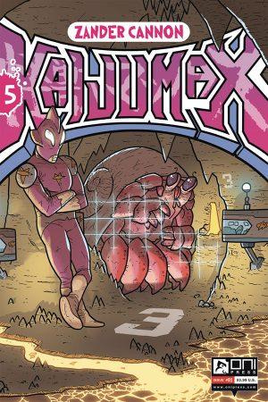 Kaijumax: Season 5 #1