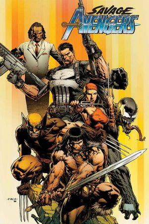 Savage Avengers Vol.1: City of Sickles