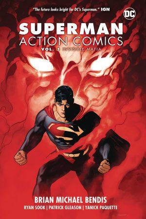 Superman in Action Comics Vol.1: Invisible Mafia