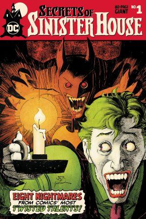 Secrets of Sinister House #1
