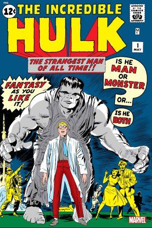 Incredible Hulk #1 (Facsimile Edition)
