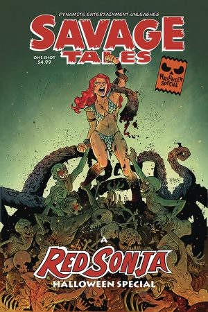 Savage Tales: Halloween Special