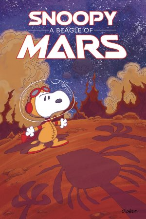 Snoopy: Beagle of Mars