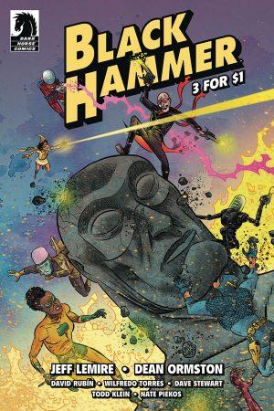 Black Hammer: 3 for $1