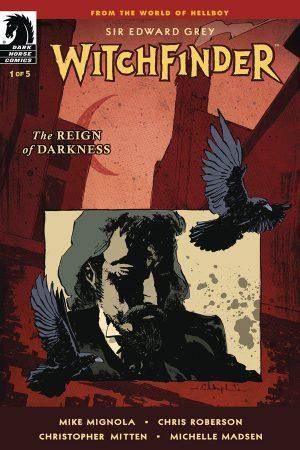 Witchfinder: Reign of Darkness #1