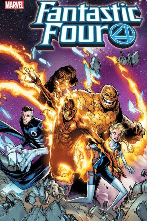 Fantastic Four: 2099 #1