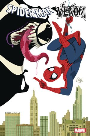 Spider-Man and Venom: Double Trouble #1