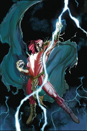 Infected: King Shazam #1