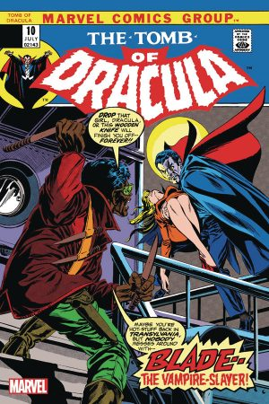 Tomb of Dracula #10 (Facsimile Edition)