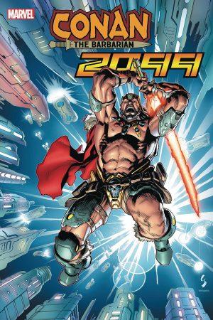 Conan: 2099 #1