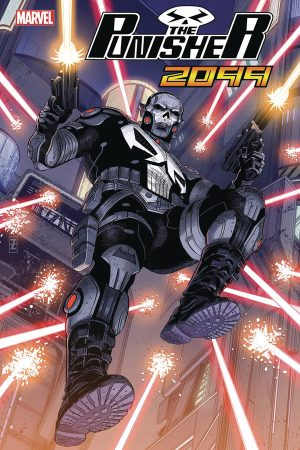 Punisher: 2099 #1