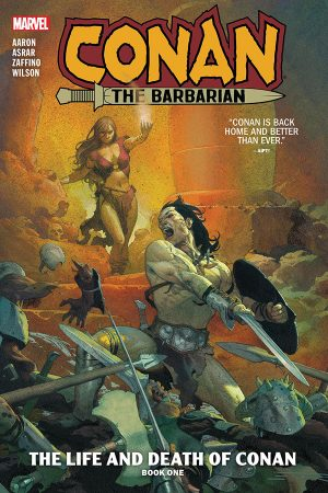 Conan the Barbarian Vol.01: Life and Death of Conan - Book One