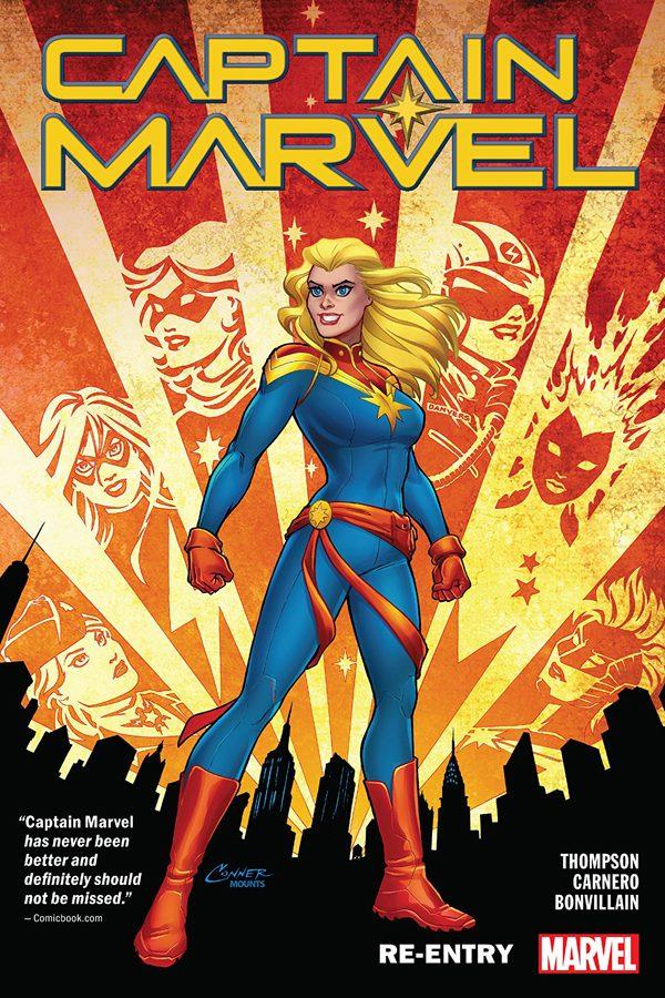 Captain Marvel Vol.01: Re-Entry