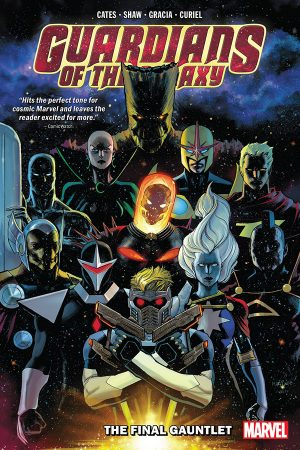 Guardians of the Galaxy Vol.01: Final Gauntlet