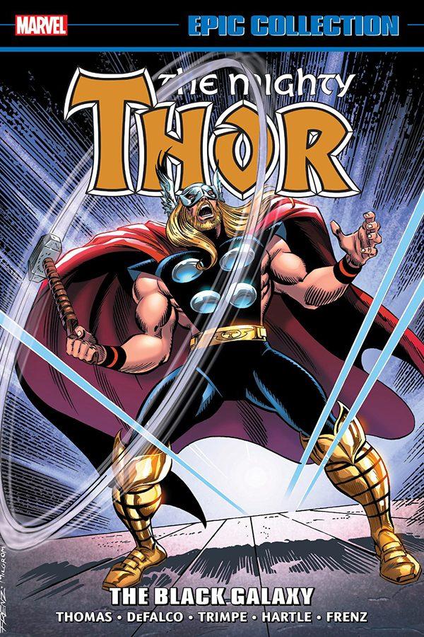 Thor: Black Galaxy