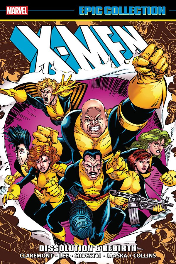 X-Men: Dissolution and Rebirth