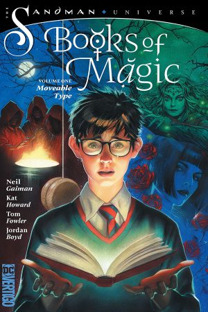 Books of Magic Vol.01: Moveable Type