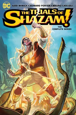 Trials of Shazam!: The Complete Series