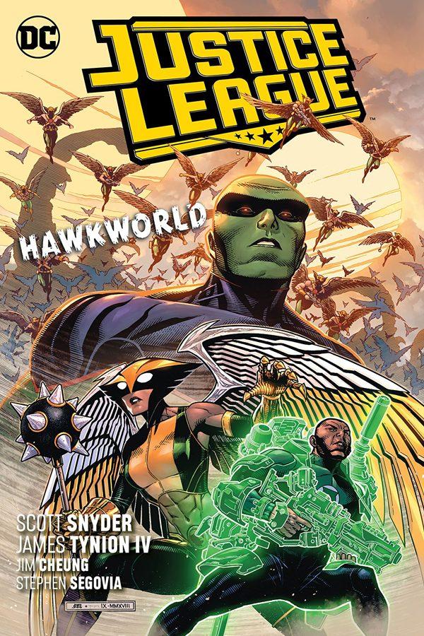 Justice League Vol.03: Hawkworld