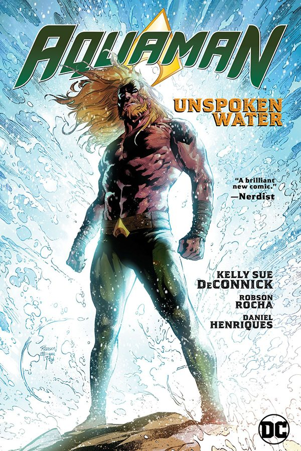 Aquaman Vol.01: Unspoken Water