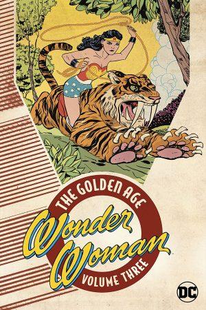 Wonder Woman: The Golden Age Vol.03