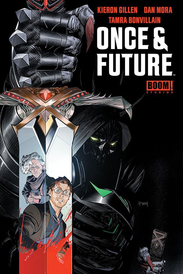 Once and Future #1-6