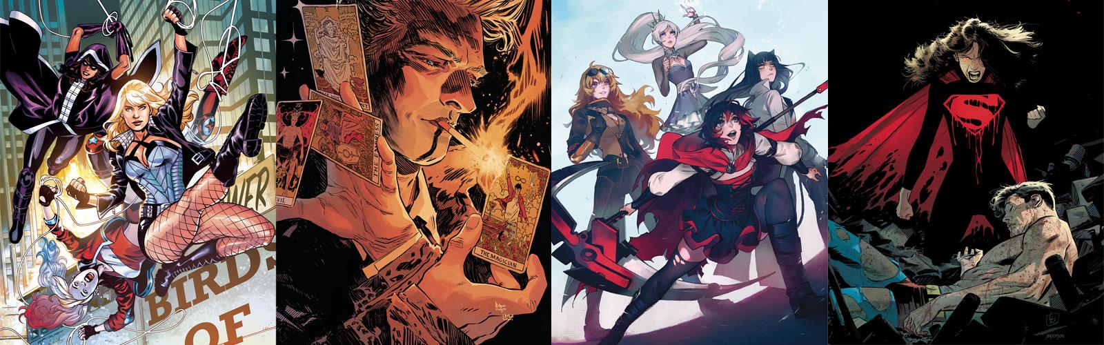 Solicitations: October 2019 – DC Comics