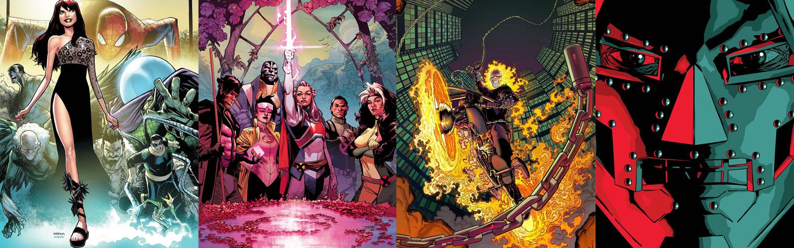 Solicitations: October 2019 – Marvel Comics