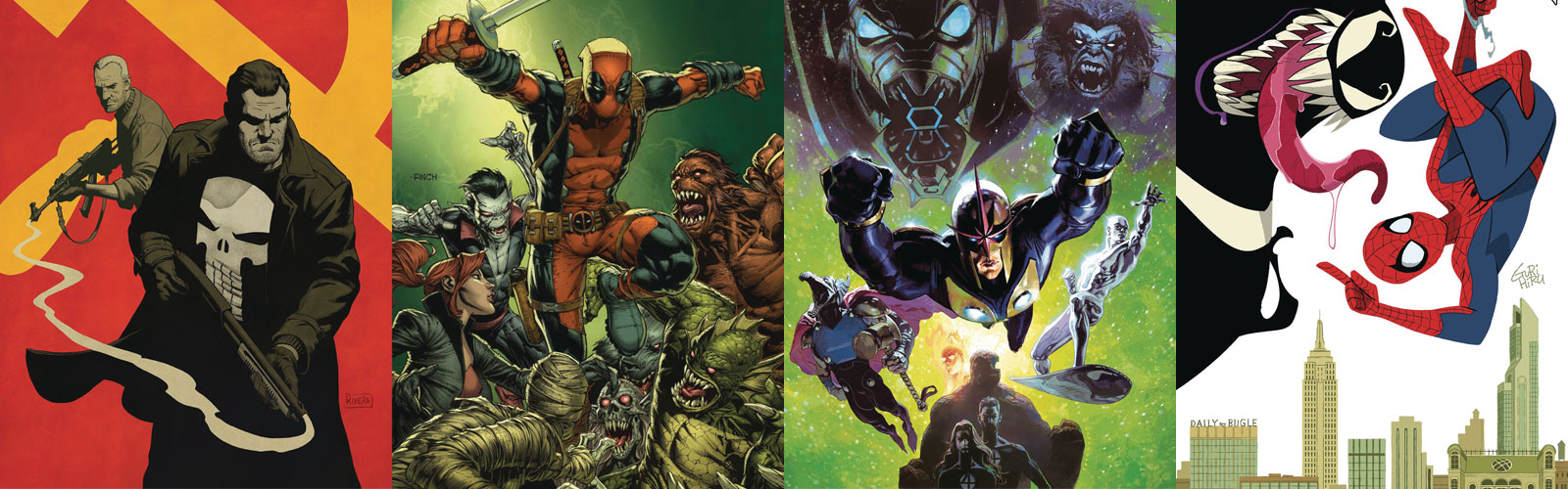 Solicitations: November 2019 – Marvel Comics