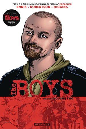 The Boys (Omnibus) Vol.02